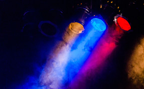 Lighting and Fog Machine rentals