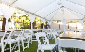 Tents and Gazebo Rentals