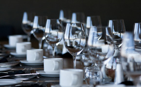 Utensils and Glassware rentals